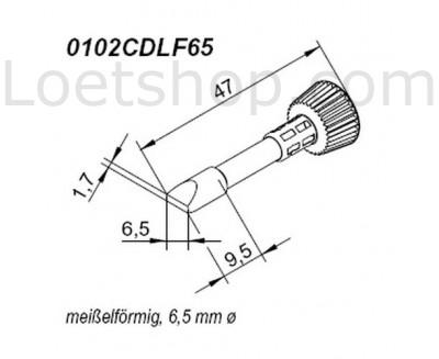 0102CDLF65